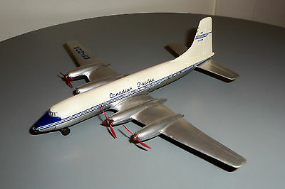 """DINKY TOYS MODEL No.998 BRISTOL BRITANNIA  """"CANADIAN PACIFIC"""" AIRLINER"""