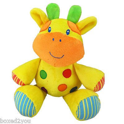 Carter's Play and Grow Yellow Giraffe plush musical  -  New with tag
