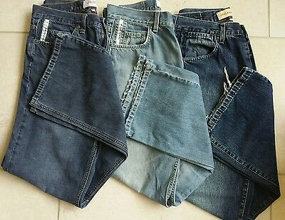 Jeans Bundle x3 Pairs Upcycling/Crafting.