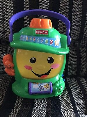 Fisher Price: Laugh And Learn: Learning Lantern
