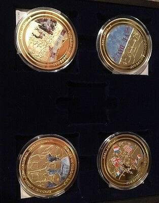 VE Day Commemorative Coins