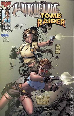 Witchblade Tomb Raider (1998) 1/2 #1 FN