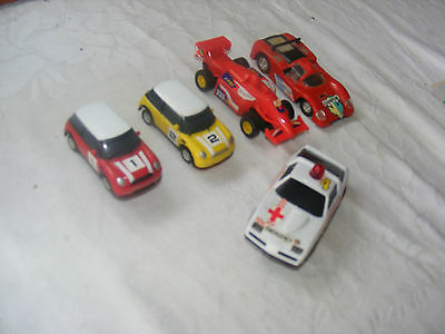 Slot Cars Lot. Hornby Mini x2 & others.