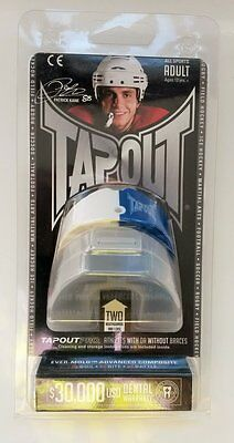 (503) 2 X Mouth guard Adult tapout gum shield ages 12 +  BNIP