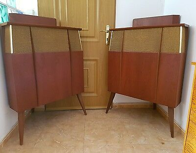 Lowther TP-1a Corner Horn Loudspeakers. Exceptionally Rare Vintage Audiophile.