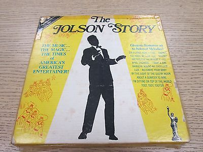 Super 8mm Feature Film THE JOLSON STORY On AN ORIGINAL COLUMBIA Pictures TAPE