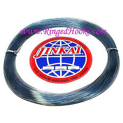 Jinkai Monofiliment leader - BLUE  - 100 yd. Coil - 400 lb. Test - 1.81 mm Dia.
