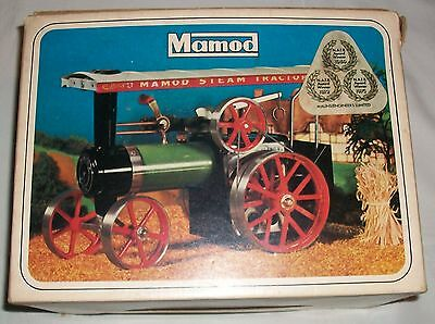 Mamod Traction Engine TE1A Boxed