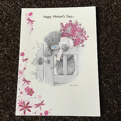 Open Me To You Tatty Teddy Mothering Sunday Card From Just £1