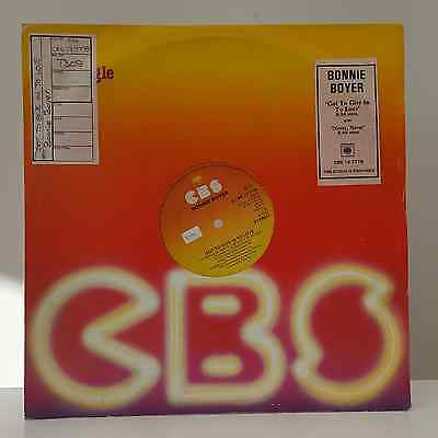 """Bonnie Boyer - Got To Give In To Love - 12"""" Vinyl Single"""