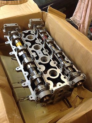 lancia delta integrale 2.0 16v Complete Cylinder Head with Valves and Cams