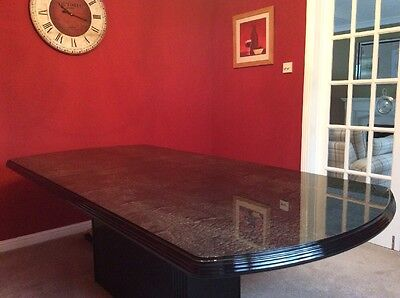 Extending Dining Table seats up to 8 people (chairs Not Included)