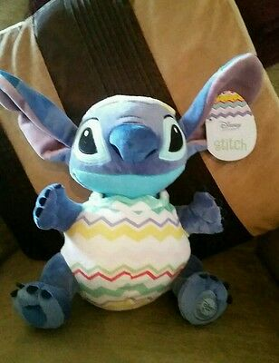 disney exclusive easter stitch plush soft toy lilo and stitch
