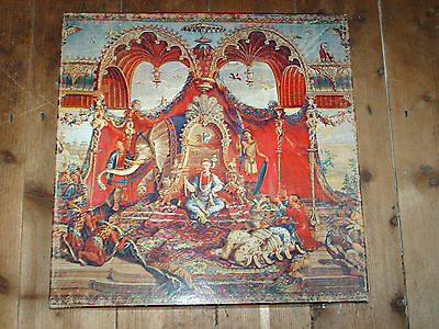 Rar Vintage Springbok Jigsaw Puzzle Audience Of The Chinese Prince 1968 Complete