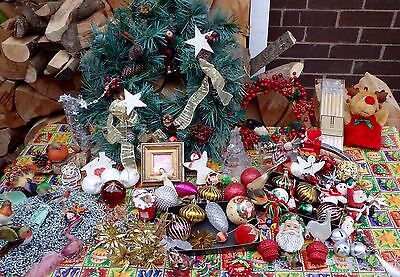 100+ Stunning Christmas Decorations Ornaments Baubles Xmas Gift