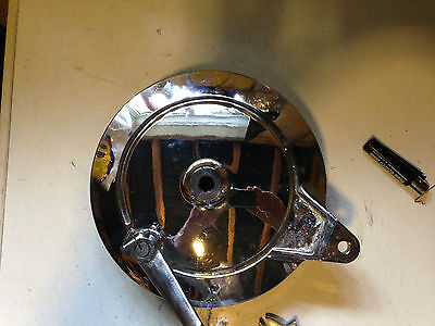 yamaha virago xv535 back break drum