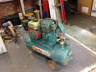 Honda Petrol Driven Air Compressor