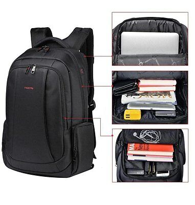 TIGERNU T Business Digital Laptop Backpack Zaino Impermeabile per PC fino a 17""