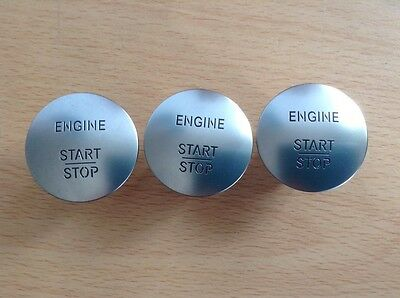 Mercedes-Benz Engine  Stop Start Button A B C E Class