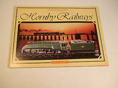 Hornby 25Th Edition Catalogue New