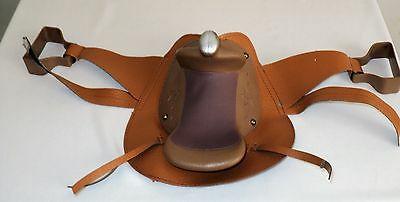Toy Saddle For Larger Horse Figure Model