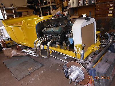1923 Ford Model T  1923 t bucket - Project Car