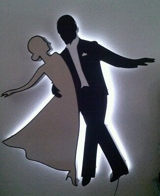 Fred Astaire Dance Studio Lighted Sign Great Wall Art