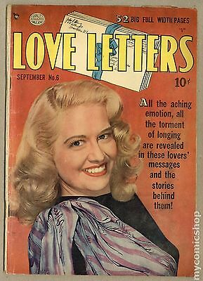 Love Letters (1949) #6 GD 2.0