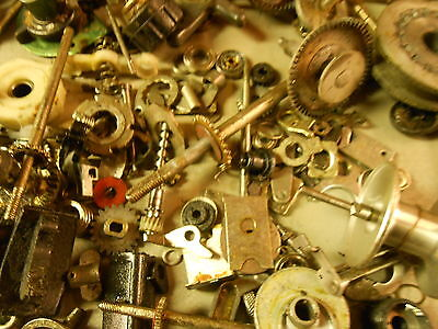 Lot of miss, Reel Parts