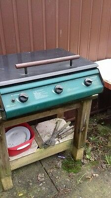 Winchester 3 Burner Gas Barbecue BBQ