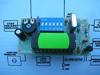 *switchable Ctcss Encoder* Fits Almost Any Radio *new*
