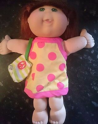 Doll - Like Cabbage Patch Kid Doll - Little Girls Doll.