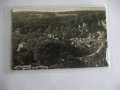 Collectable Postcard of  Houghton Camp a scene. Sussex.