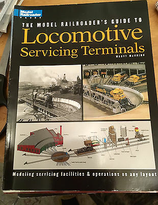 Model Railroader Locomotive Servicing Terminals