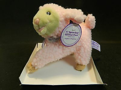 Button Eyed Spiritual Flock Collector's Series Laughter & Playfulness Excellent