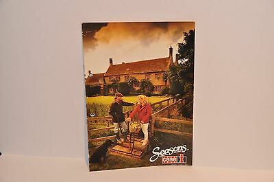 Case IH tractor work and leisure wear 1980s brochure x 8 pages 1980s