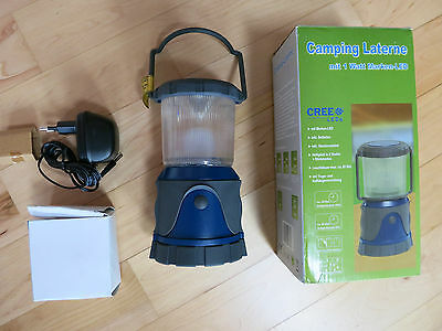 Camping-Laterne, Outdoorlaterne, Zeltbeleuchtung, Outdoorlampe  LED