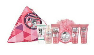 NEW Soap & Glory Pink Pamper Mothers day Gift Set RRP £18