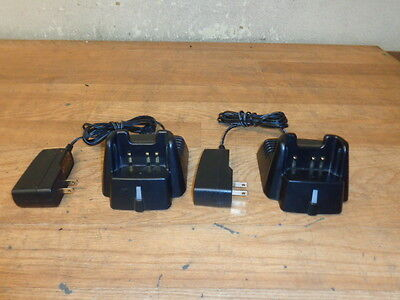 One Lot of 2 VERTEX CD-34 Standard Desktop Rapid Charger WORKING FREE SHIPPING!