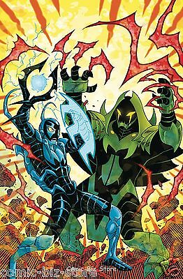 Blue Beetle #6 (2017) 1St Printing Bagged & Boarded Dc Universe Rebirth