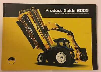 McConnel Product Guide 2005