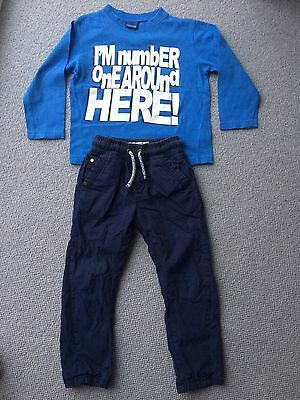 Next Trousers & Top 2-3 Years