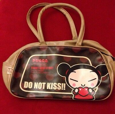 Pucca Cute Bag Japanese Anime