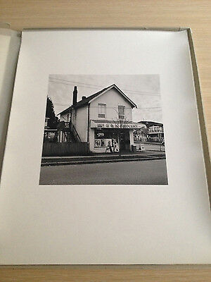 Jeff Wall Corner Store 2010, out of print Edition! Signed by Jeff Wall