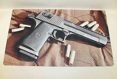NEW ISRAEL WEAPON INDUSTRIES Gun Series #6 Desert Eagle Computer Mouse Mat