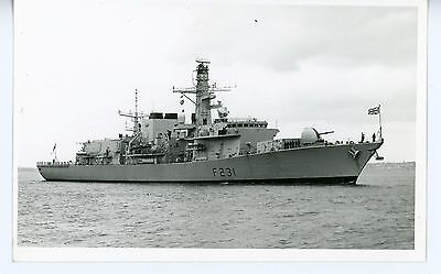 Royal Navy, Original Photo, HMS Argyll, Frigate F231, Wright & Logan, 1994