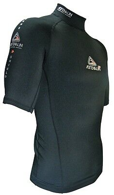Thermal Top Adrenalin Thermo Rash Vest - Short Sleeve