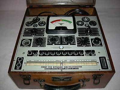 Precision 912 Tube Tester - Refurbished and Calibrated