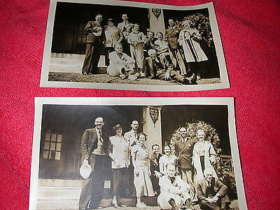 Photographs Beverly Bayne Theater Cast 1936 New London