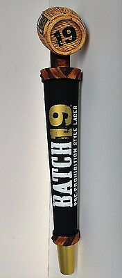 *New n Box* Batch 19 Pre-Prohibition Style Lager Beer Tap Handle Bar Pub Cave